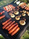 Mix grill Stock Photos