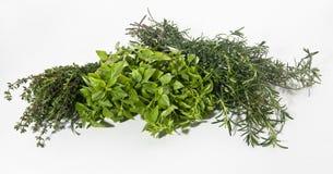 Mix Herbs Stock Photos