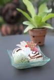 Mix ice cream Royalty Free Stock Image