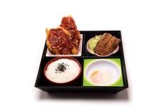 Mix and Match Bento Royalty Free Stock Photo