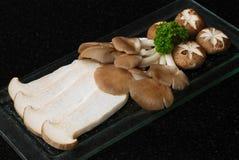 Mix Mushroom Stock Photos