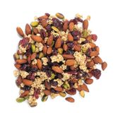 Mix nut Stock Photography