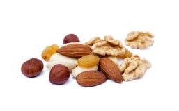 Free Mix Nuts, Raisins Stock Photos - 109326083