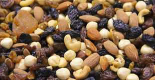 Mix nuts Royalty Free Stock Images