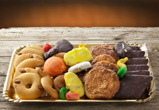 Free Mix Of Pastries And Cookies Royalty Free Stock Images - 30438189