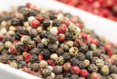 Mix  pepper Royalty Free Stock Photography