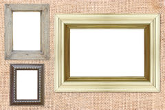 Mix Picture Frames. Royalty Free Stock Image