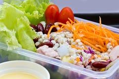 Mix salad Stock Image