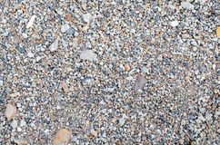 Mix small Gravel Royalty Free Stock Photos