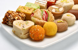 Mix Special Sweets Stock Photo