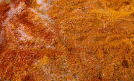 Mix Spices Background IV Royalty Free Stock Photography