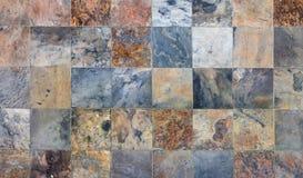 Mix Square Texture Stock Image