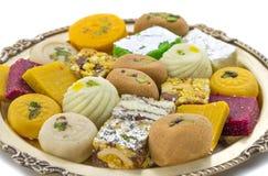 Mix Sweet Food stock image