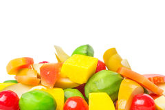 Mix Variety Of Pickled Fruit IX Royalty Free Stock Photography