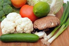 Mix of vegetable Stock Photo