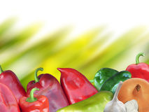 Mix Vegetable background Royalty Free Stock Photo
