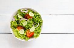mix vegetable salad Royalty Free Stock Photos