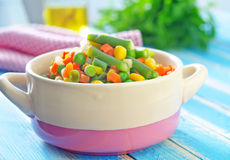 Mix vegetables Royalty Free Stock Photo