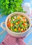 Mix vegetables Stock Photos