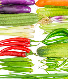 Mix Vegetables III Royalty Free Stock Photography