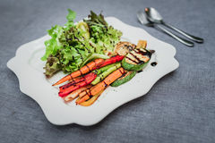 Mix vegetables salad Royalty Free Stock Photo