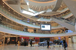 MIXC shopping mall Hangzhou China Royalty Free Stock Photo