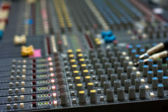 MixControl Royalty Free Stock Photo