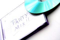 mixdeltagare arkivbild