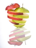 Mixed apple Stock Images