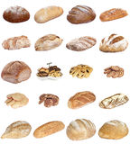 Mixed Bakery Products Stock Photography