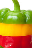Mixed Bell Pepper Royalty Free Stock Photography