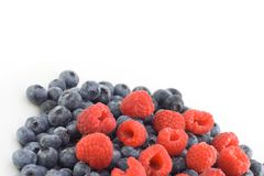 Mixed berries. Fresh berries Stock Image