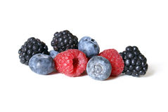 Mixed Berries Royalty Free Stock Image