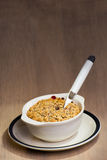 Mixed Berry Crumble Stock Photography