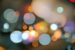 Mixed blurs Royalty Free Stock Images