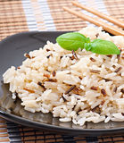 Mixed boiled rice Royalty Free Stock Photos