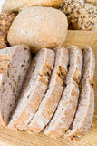 Mixed bread Royalty Free Stock Photography