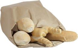Mixed bread Royalty Free Stock Photo