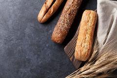 Free Mixed Breads Royalty Free Stock Photography - 72909267