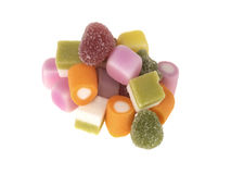 Mixed Candy Sweets Royalty Free Stock Photo