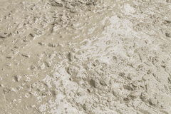 Mixed cement for pattern and background Royalty Free Stock Photo