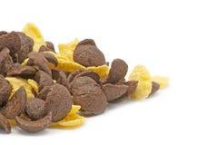 Mixed cereals Royalty Free Stock Photos