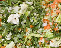 Mixed fresh salad Stock Photos