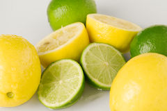 Mixed citrus Royalty Free Stock Images