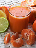 Mixed Citrus Juice Royalty Free Stock Images