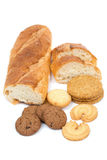 Mixed cookies Royalty Free Stock Photography
