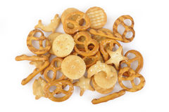 Mixed cracker Stock Photos