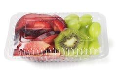 Mixed Cut Fruits stock photo