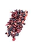 Mixed dry-fruits Royalty Free Stock Image