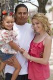 Mixed Family Royalty Free Stock Photography